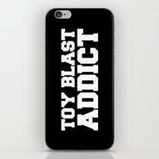 Toy Blast Addict iPhone Skin