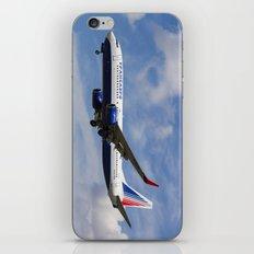 Transaero Airlines Boeing 737 iPhone & iPod Skin