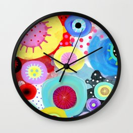 I know you are strong Wall Clock