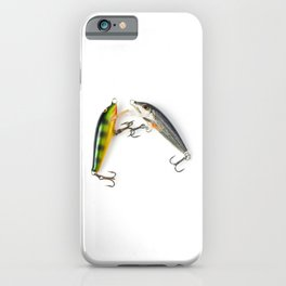 Fishing Tackle 4 iPhone Case
