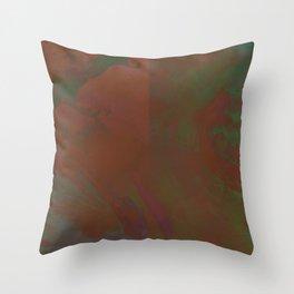 Grayed Throw Pillow