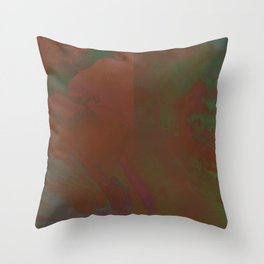 Grayed Throw Pillow