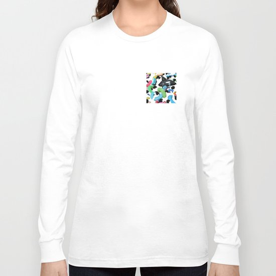 Pool Long Sleeve T-shirt