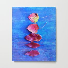 It's a Colorful World Metal Print