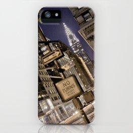 Chrysler Building - New York Artwork / Photography iPhone Case