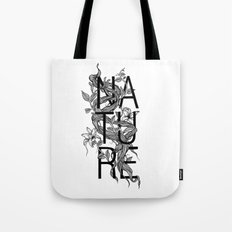 INTERTWINED NATURE Tote Bag