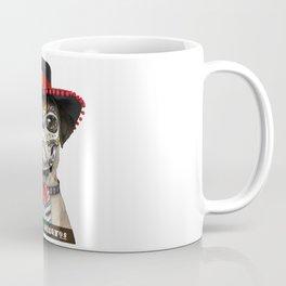 Pug de los Muertos Coffee Mug