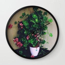 Flower R2 Wall Clock