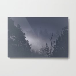 She stole something from me Metal Print