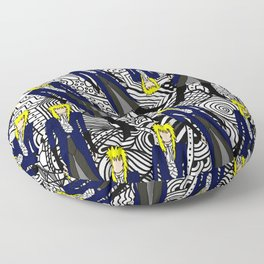 Heroes Fashion 11 Floor Pillow