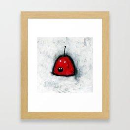 Robot head #1 Framed Art Print