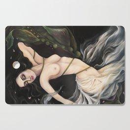 Entangled Mermaid Cutting Board