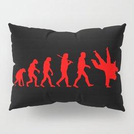 Evolution judo Pillow Sham