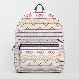 Modern Abstract Pattern Art Prints Backpack