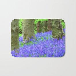 Bluebell Woods, The Wenallt #2 Bath Mat