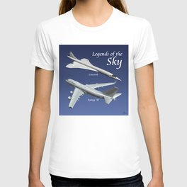 Legends of the Sky T-shirt