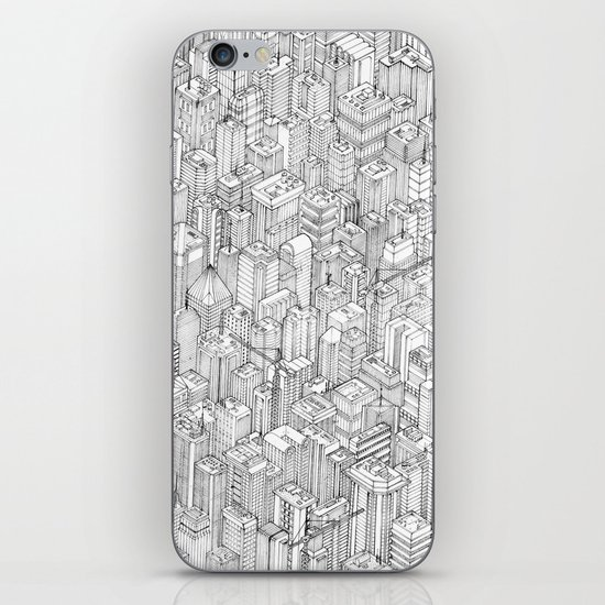 Isometric Urbanism pt.1 iPhone & iPod Skin