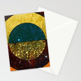 Abstract #123 Stationery Cards