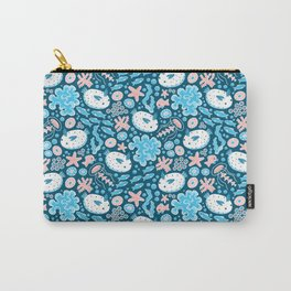 Sea Bunnies Carry-All Pouch