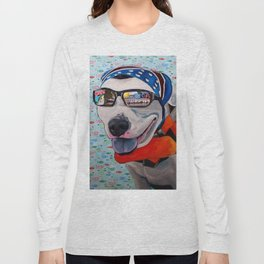 Asap Lake Time Long Sleeve T-shirt