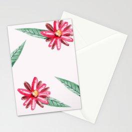 Handrawn Flowers Stationery Cards