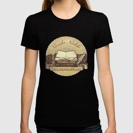 Nicola Noble - Book Logo T-shirt
