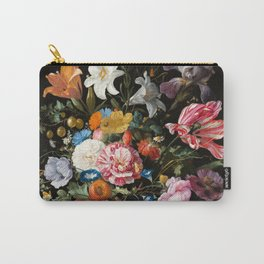 Still Life Floral #2 Carry-All Pouch