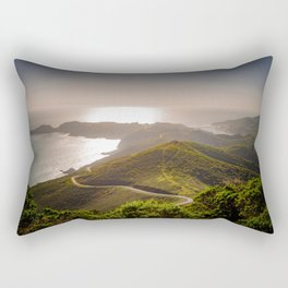 Soar High Above the Lands Rectangular Pillow
