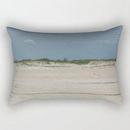 Dunes of Assateague Island (color) Rectangular Pillow