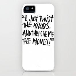 DREAM JOB iPhone Case