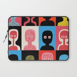 Ghosts Laptop Sleeve