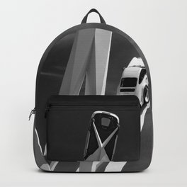 The Heart of Driving Backpack