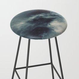 Ocean of clouds by Teresa Thompson Bar Stool