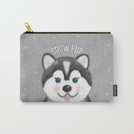 Snow Pup Carry-All Pouch