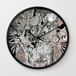 Next of Kin Wall Clock