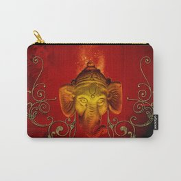 The god Ganesha Carry-All Pouch