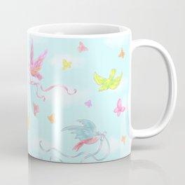 Birds and Butterflies Coffee Mug