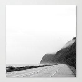 la fin des terres 5 Canvas Print