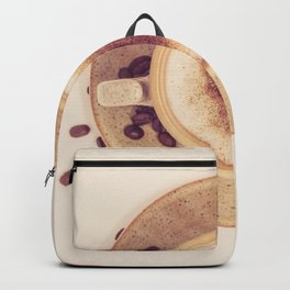 Vintage Coffee Love Photography Backpack