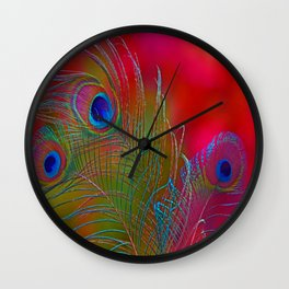 Drei  Wall Clock