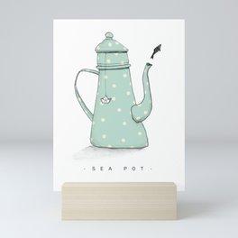 Sea-POT Mini Art Print
