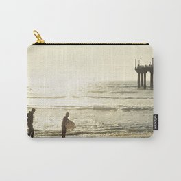 Sunset in Manhattan Beach, Los Angeles, California Carry-All Pouch