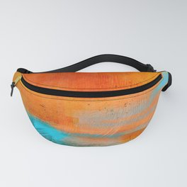 My Heart Is Like Sunshine Fanny Pack
