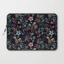 Les fleurs du mal Laptop Sleeve