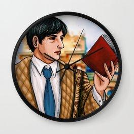 Lev Wall Clock