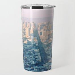 San-Francisco city Travel Mug