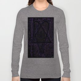 Nightmare Heartagram Long Sleeve T-shirt