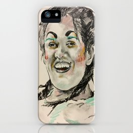 Dopey Abbi iPhone Case