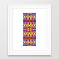 dna Framed Art Prints featuring DNA by Katherine Farah