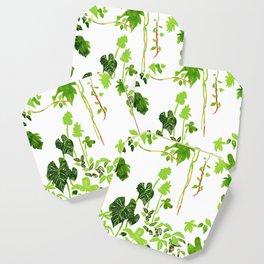 Rainforest Foliage Coaster
